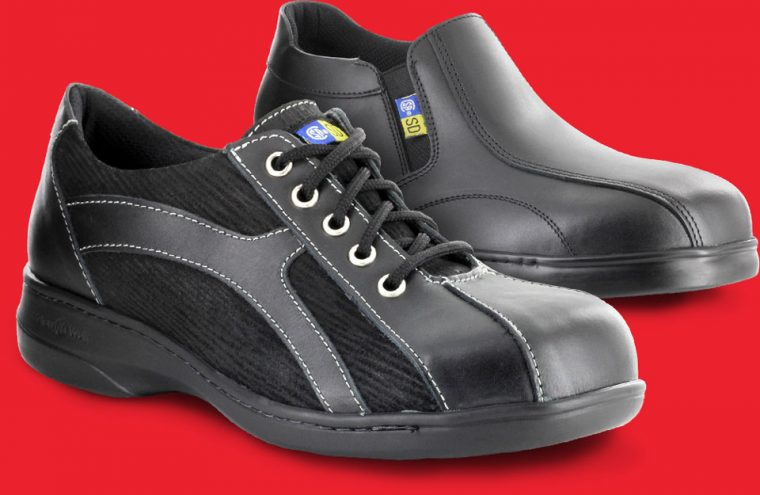 We are passionate about creating safety shoes